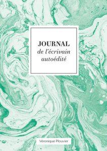 Journal de l'écrivain autoédité vert