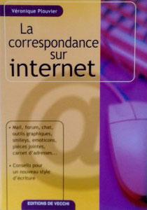 la correspondance sur internet