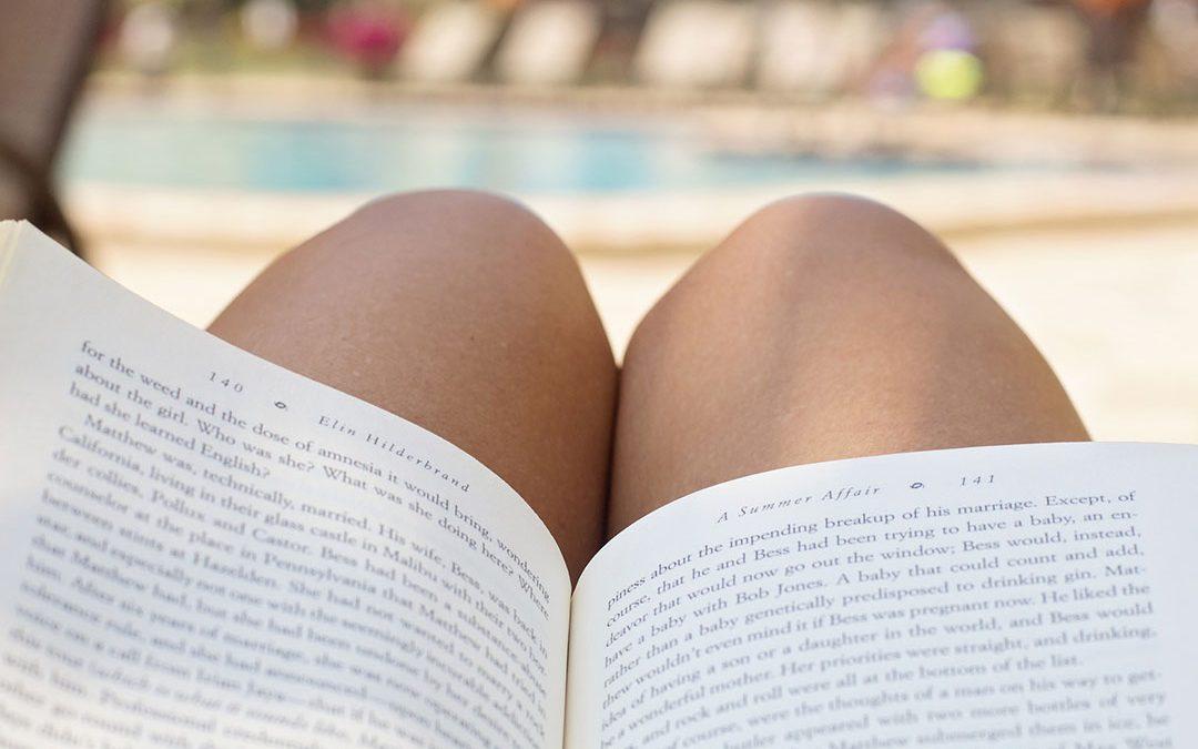 5 conseils pour écrire un livre pendant les vacances