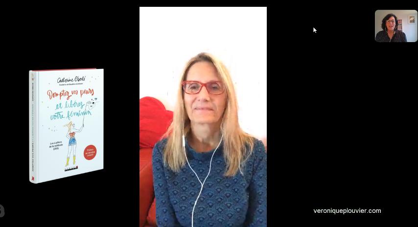 Rencontres d'auteurs : Catherine Oberlé