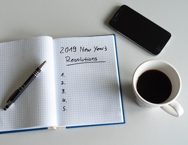 Objectif 2019 : écrire votre premier livre pratique