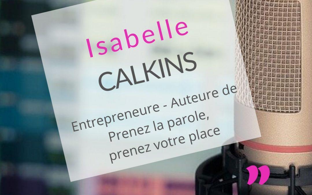 Isabelle Calkins : un livre renforce la notoriété