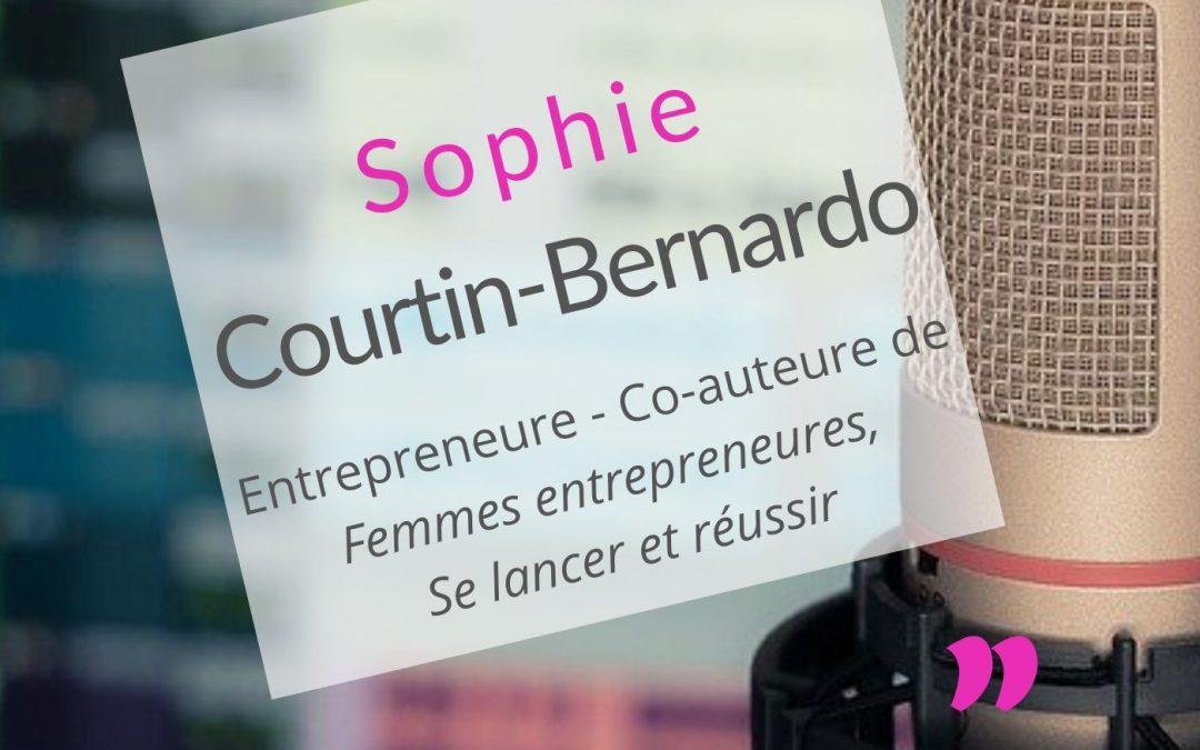 Sophie Courtin-Bernardo : un livre apporte de la crédibilité