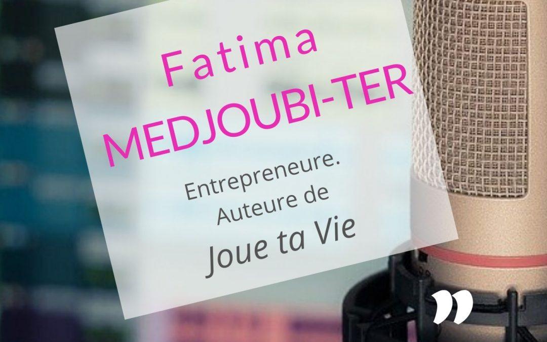 Fatima Medjoubi-Ter: mon livre est un outil de travail
