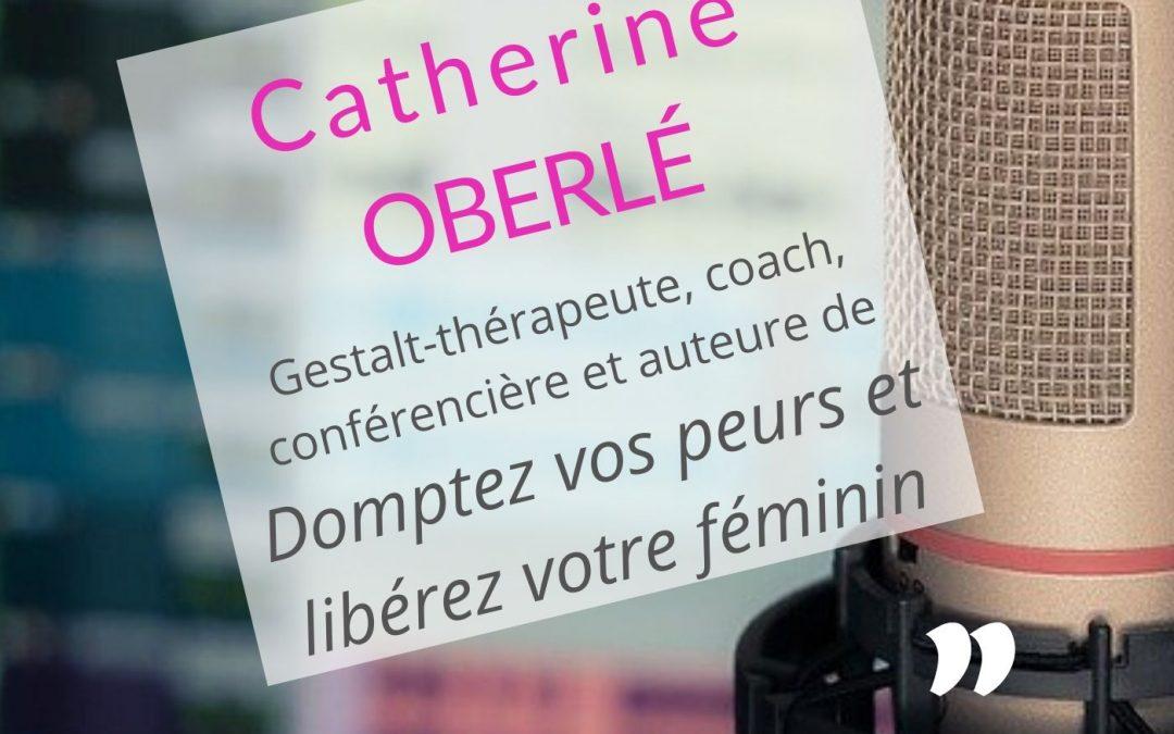 Catherine Oberlé : avec mon livre je suis entrée dans la cour des grands