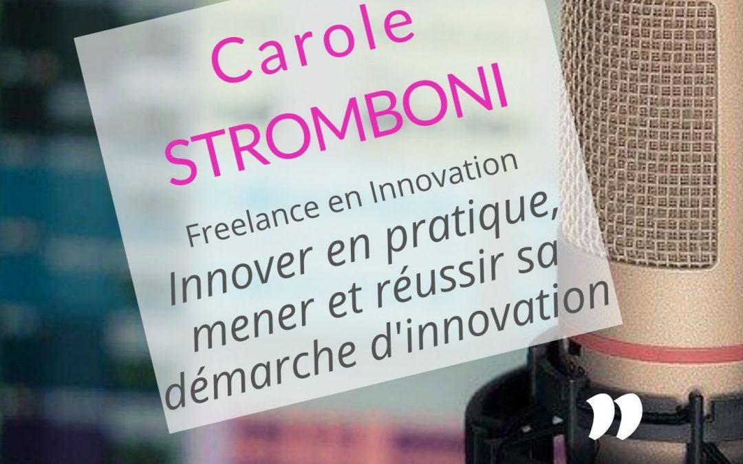 Carole Stromboni : si tu es freelance, tu dois écrire un livre