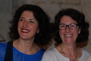 Elisabeth Grimaud et Véronique Plouvier