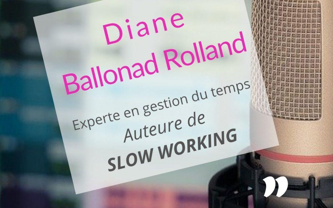 Diane Ballonad Rolland : mon livre est un investissement