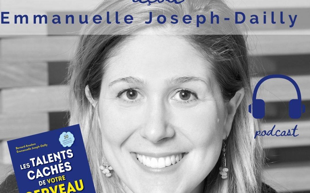Emmanuelle Joseph-Dailly: un livre est une aventure sensible
