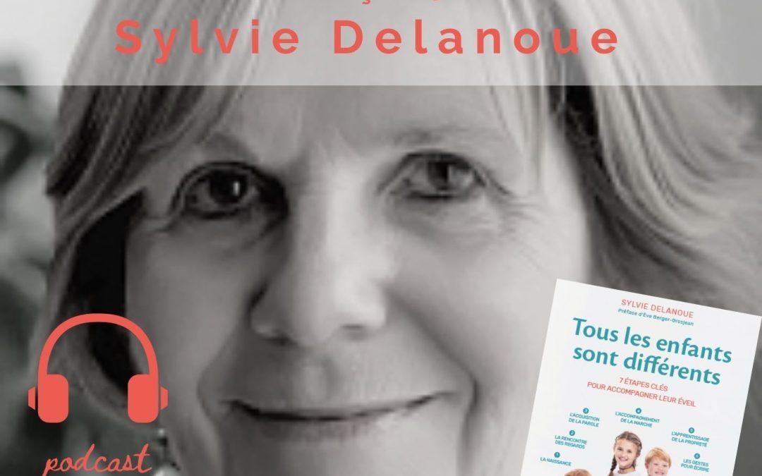 Sylvie Delanoue :10 ans pour écrire un livre