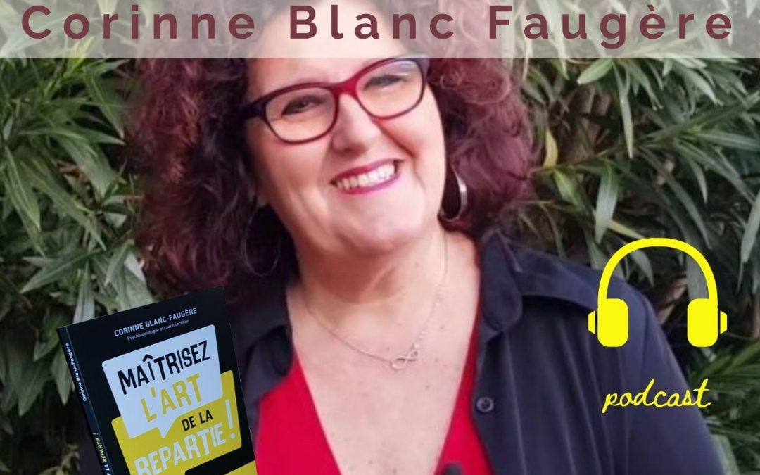 Corinne Blanc Faugère : un livre rend remarquable