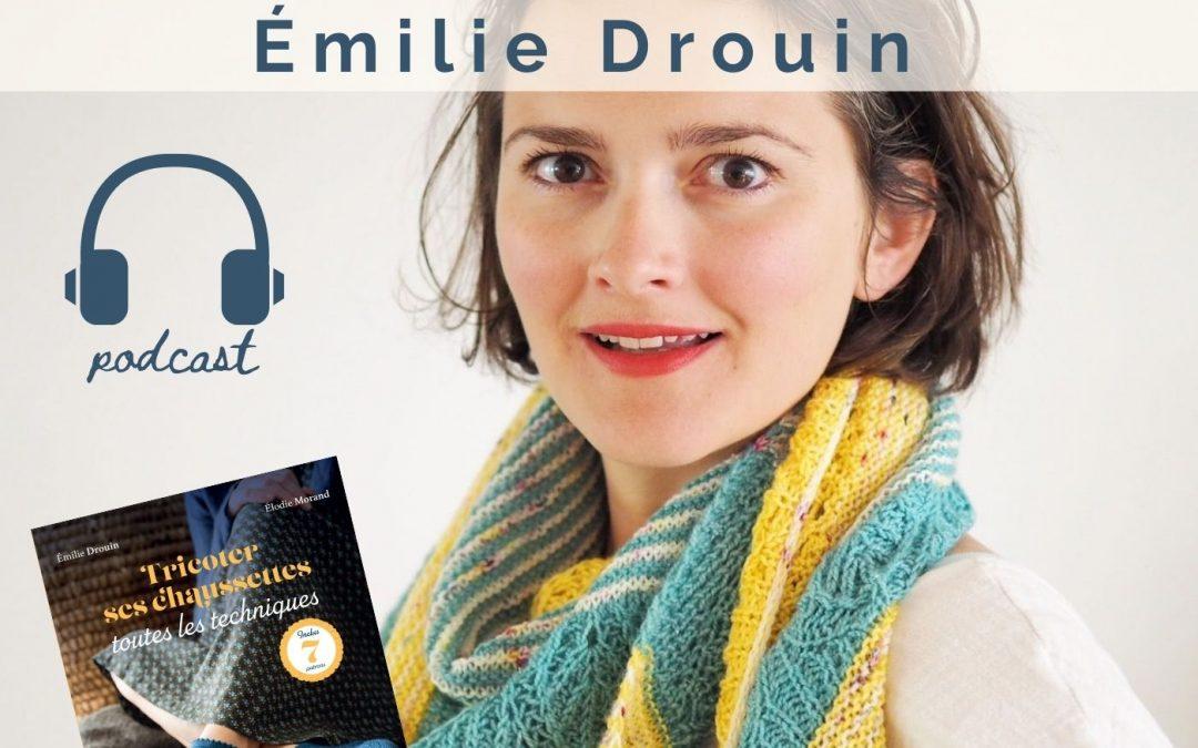 Émilie Drouin : mon livre de loisirs créatifs