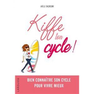 Kiffe ton cycle - couverture du livre