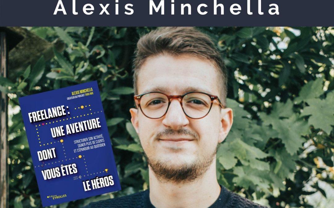 Alexis Minchella, un livre dont les freelances sont les héros