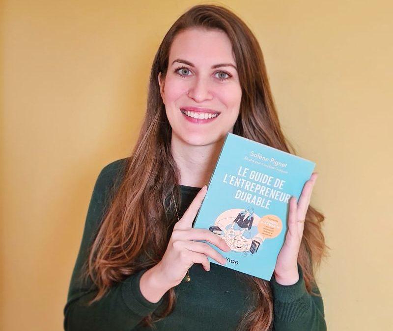 Solène Pignet: un livre pour impacter