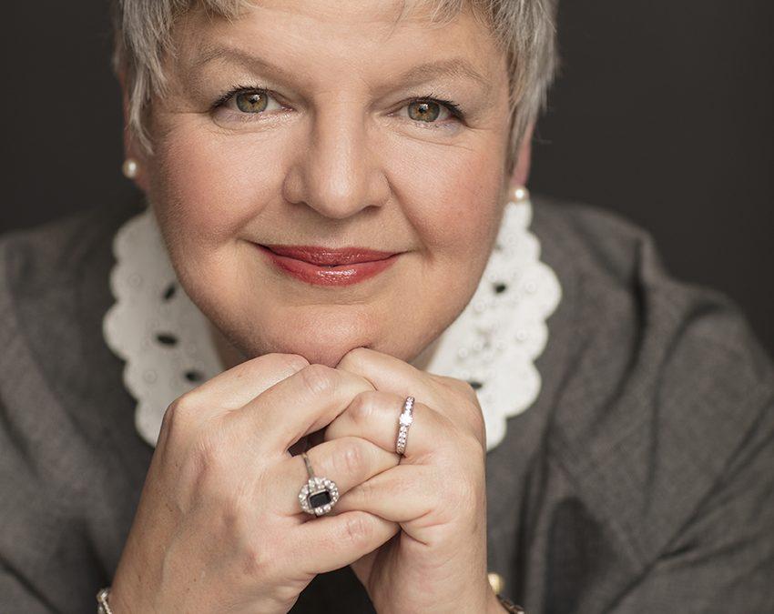 Christine Morlet : tous les conférenciers devraient écrire un livre