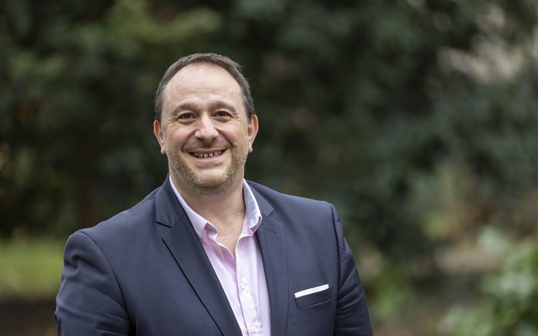 Michel Poulaert : le livre d'un optimiste professionnel