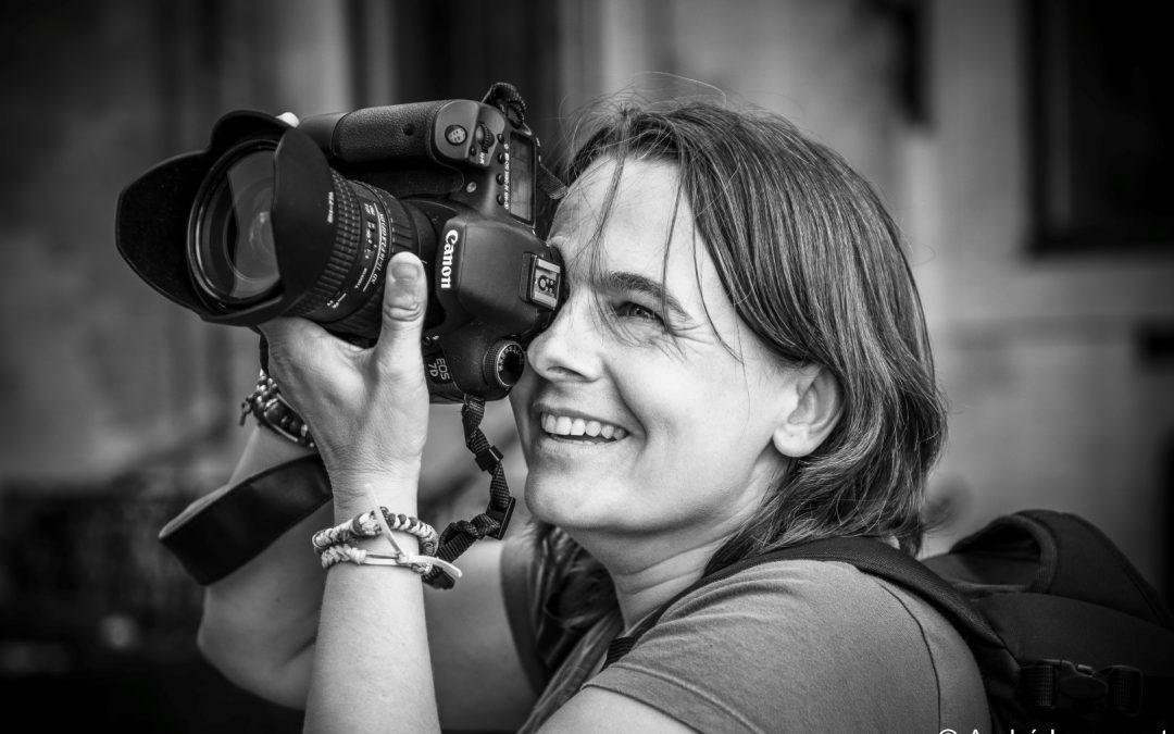 Joëlle Verbrugge : du blog aux livres